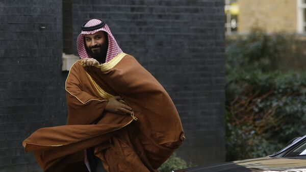 Mohamed bin Salman, príncipe heredero de Arabia Saudí - Sputnik Mundo