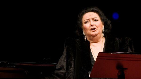 Montserrat Caballé - Sputnik Mundo