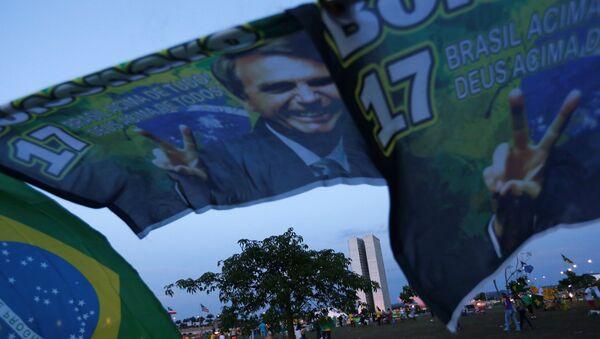 Elecciones en Brasil - Sputnik Mundo