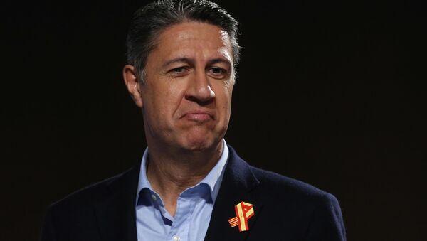 Xavier García Albiol, exlíder del Partido Popular de Cataluña (archivo) - Sputnik Mundo