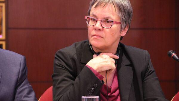 Liliane Maury Pasquier, la presidenta de la Asamblea Parlamentaria del Consejo de Europa (PACE) (archivo) - Sputnik Mundo
