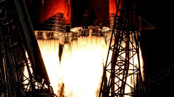 El lanzamiento de una nave espacial - Sputnik Mundo