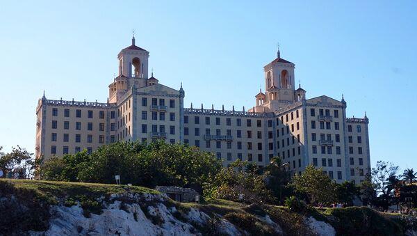 Hotel Nacional de Cuba - Sputnik Mundo