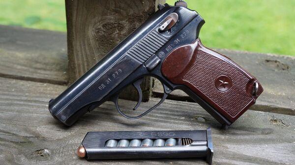 La nueva arma que sustituirá la legendaria pistola Makarov PM - Sputnik Mundo