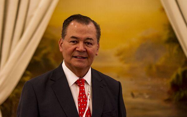 Carlos Rello, director general de Laboratorios Biológicos y Reactivos de México durante la misión en México del Centro Ruso de Exportaciones - Sputnik Mundo