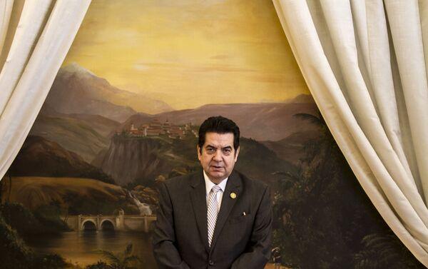 Américo Alatorre, presidente del Consejo Empresarial Internacional de Enlace - Sputnik Mundo
