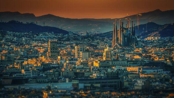 Sagrada Familia, la obra de Antonio Gaudí en Barcelona (archivo) - Sputnik Mundo