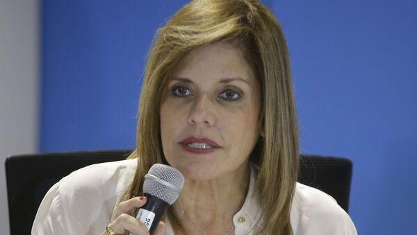 Mercedes Aráoz, vicepresidenta de Perú - Sputnik Mundo