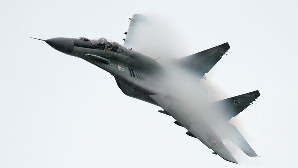 MiG-29 - Sputnik Mundo