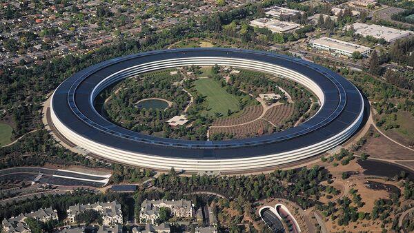 La sede de Apple - Sputnik Mundo