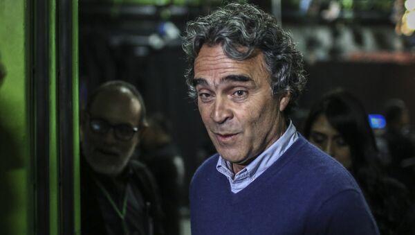 Sergio Fajardo, exalcalde de Medellín, Colombia - Sputnik Mundo