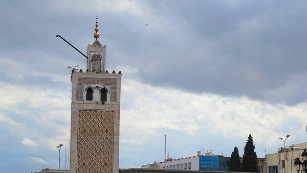 Túnez, centro histórico (imagen referencial) - Sputnik Mundo