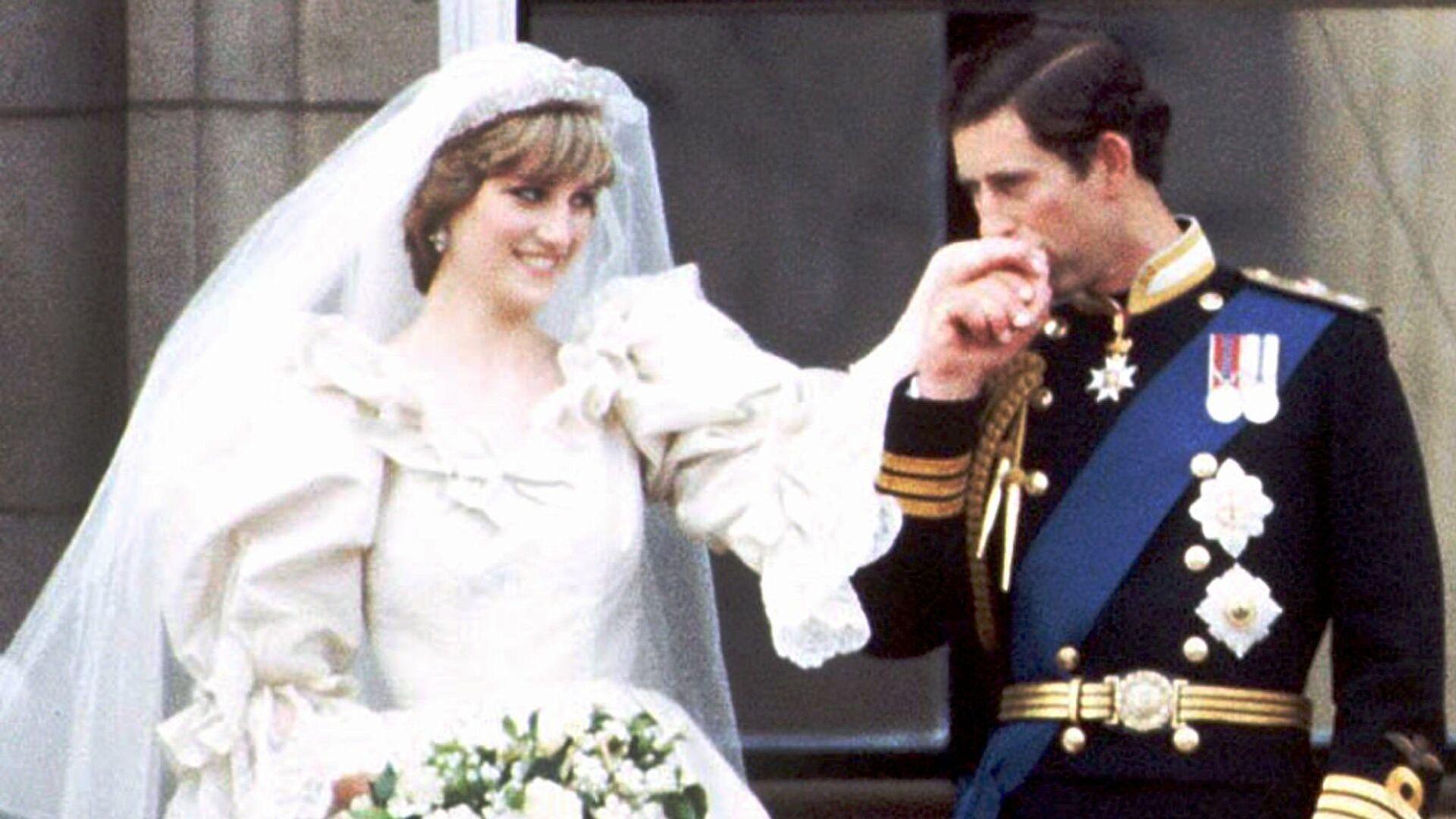La boda del príncipe Carlos y princesa Diana - Sputnik Mundo, 1920, 29.07.2021