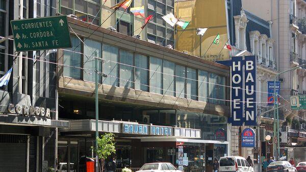 Hotel Bauen, una de las empresas recuperadas por trabajadores argentinos. - Sputnik Mundo
