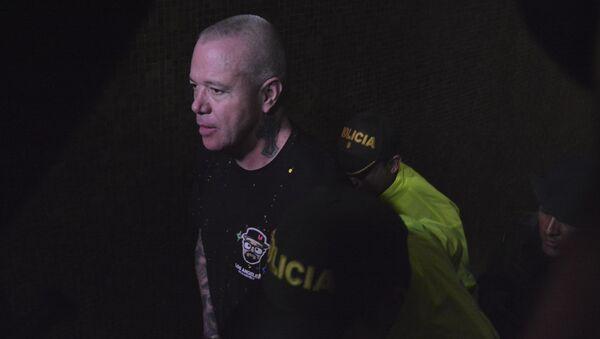 Jhon Jairo Velasquez, exjefe de sicarios del desaparecido Cartel de Medellín  - Sputnik Mundo