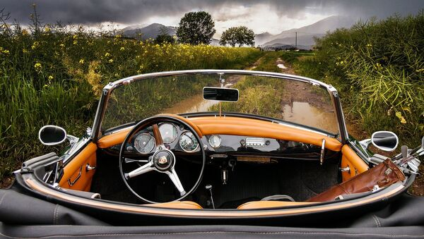 Un auto (imagen referencial) - Sputnik Mundo