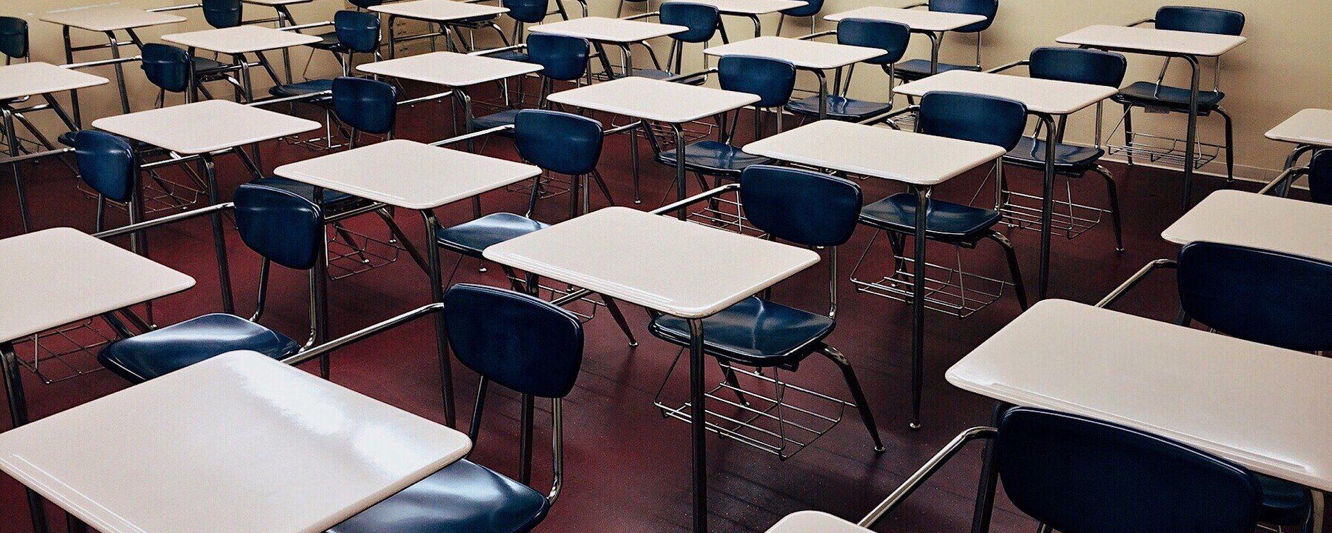 Una escuela, imagen referencial - Sputnik Mundo, 1920, 09.12.2020