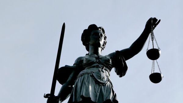 Estatua de Justicia - Sputnik Mundo