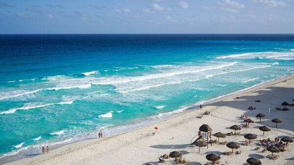 Playas de Cancún - Sputnik Mundo
