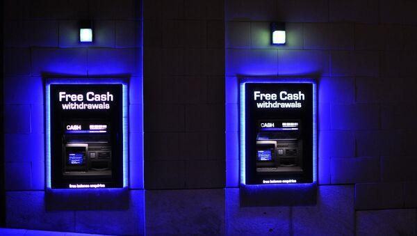 Cajeros automáticos - Sputnik Mundo