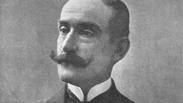 Ramón Falcón, jefe de la Policía Federal Argentina asesinado por un anarquista en 1909 - Sputnik Mundo