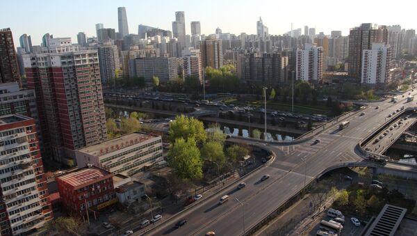 Pekín, la capital de China - Sputnik Mundo