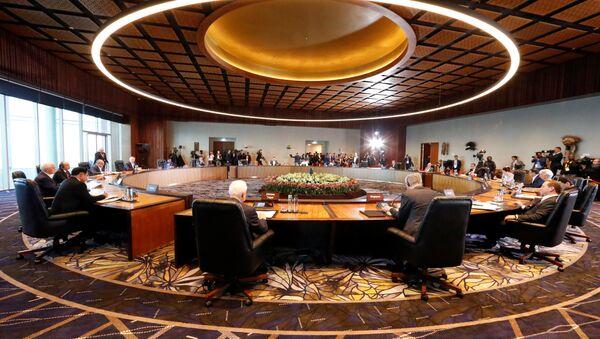La cumbre de la APEC - Sputnik Mundo