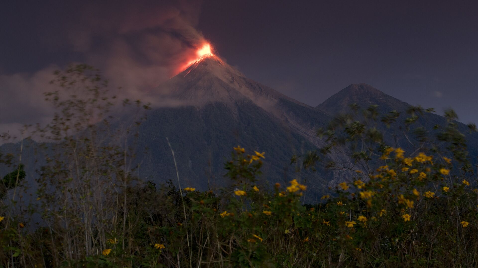 Volcán de Fuego, Guatemala - Sputnik Mundo, 1920, 23.09.2021
