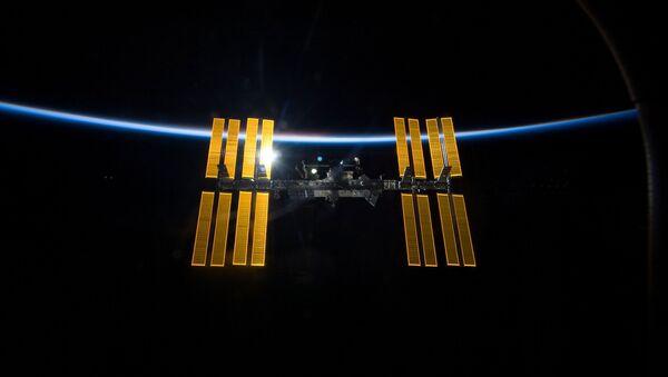 La Estación Espacial Internacional, foto archivo - Sputnik Mundo