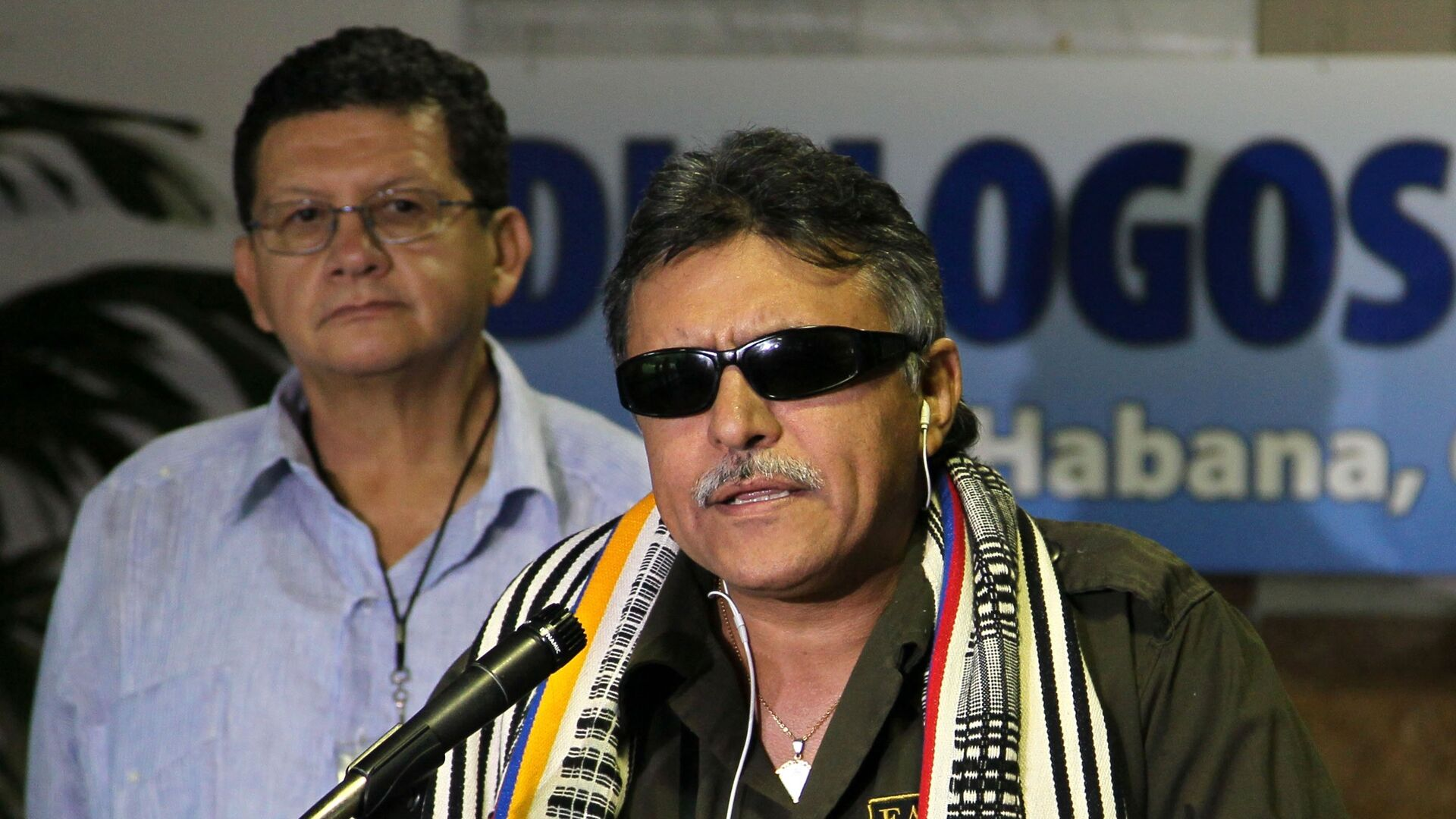 Jesús Santrich, exguerrillero colombiano, integrante del partido político FARC - Sputnik Mundo, 1920, 24.02.2021
