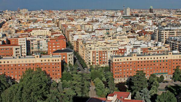 El distrito de Chamberí, en Madrid - Sputnik Mundo