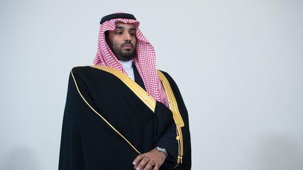 Mohammed Bin Salman, príncipe heredero de Arabia Saudí  - Sputnik Mundo