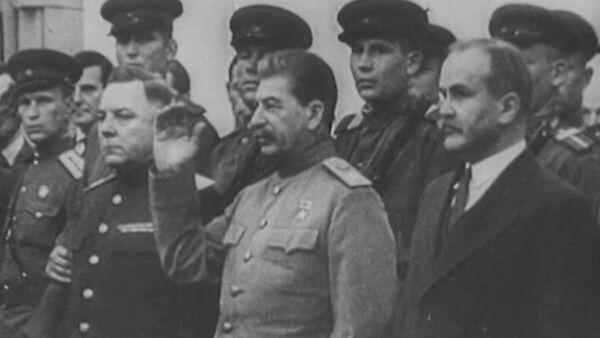 Se conmemora el 75 aniversario de la histórica Conferencia de Teherán - Sputnik Mundo