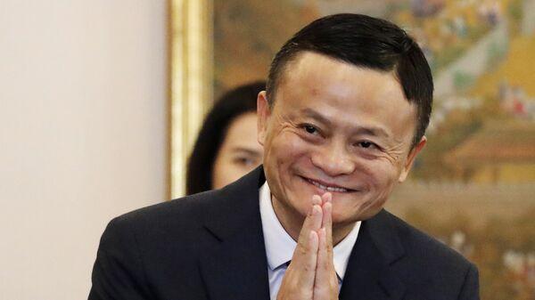 Jack Ma, el hombre más rico de China - Sputnik Mundo
