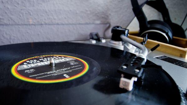 Un disco de Bob Marley - Sputnik Mundo