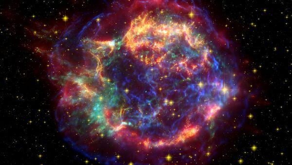 Vuelo a Marte y supernovas: las mejores fotos espaciales que nos dejó noviembre - Sputnik Mundo