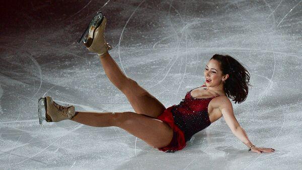 Elizaveta Tuktamísheva, patinadora artística rusa - Sputnik Mundo