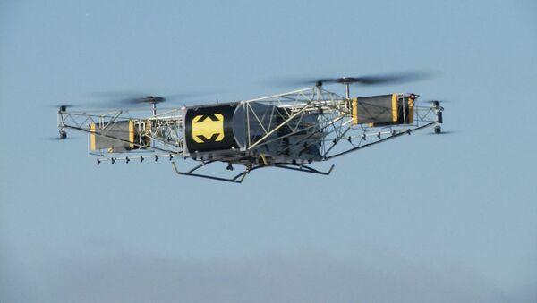 El primer dron de carga ruso alza el vuelo en el mercado mundial - Sputnik Mundo