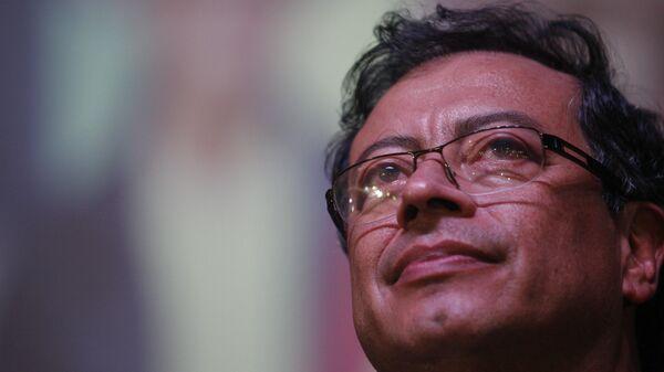Gustavo Petro, excandidato a la presidencia de Colombia - Sputnik Mundo