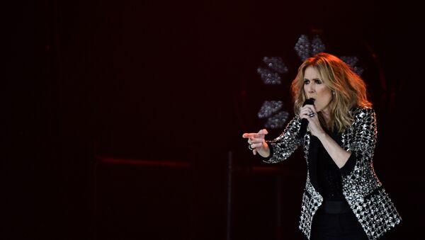 Celine Dion, una cantante canadiense - Sputnik Mundo