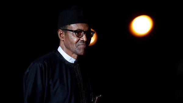 Muhammadu Buhari, presidente de Nigeria - Sputnik Mundo