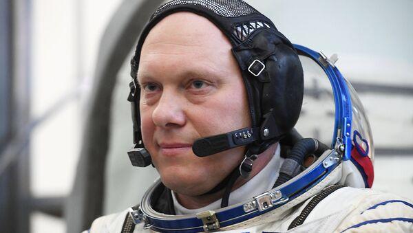 Oleg Artémiev, cosmonauta de Roscosmos  - Sputnik Mundo