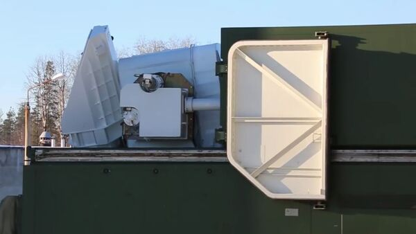 Peresvet, sistema láser de combate móvil - Sputnik Mundo