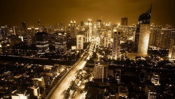 Yakarta, la capital de Indonesia - Sputnik Mundo