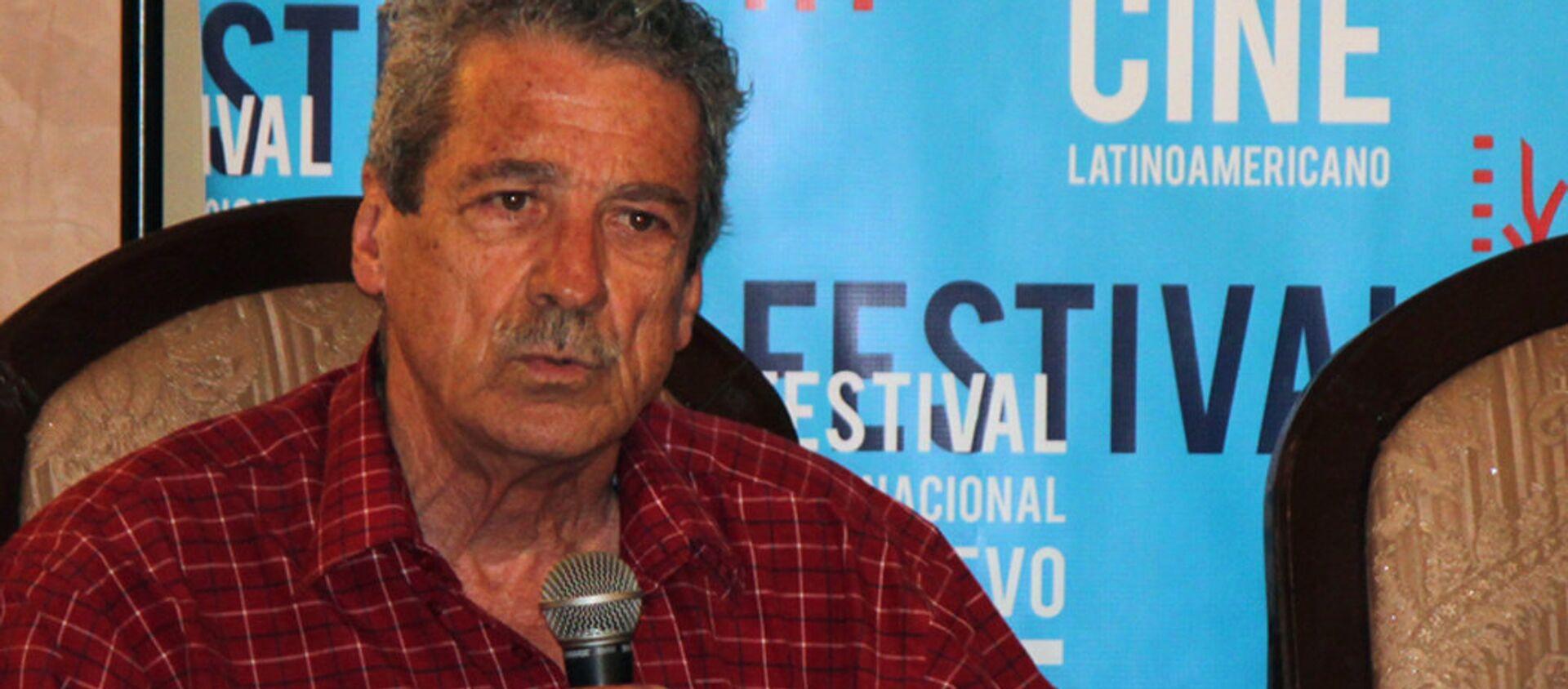 Fernando Pérez, cineasta cubano - Sputnik Mundo, 1920, 07.12.2018