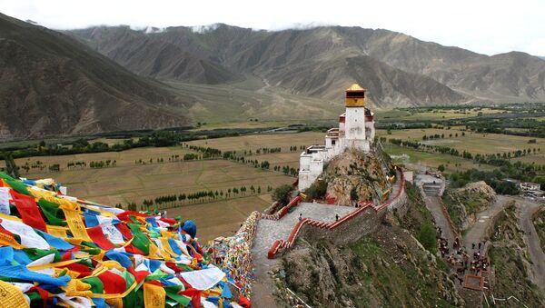 El Tíbet - Sputnik Mundo