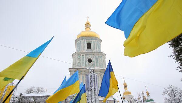 Concilio de unificación en Ucrania - Sputnik Mundo