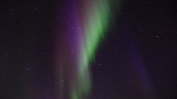 Aurora boreal, imagen referencial - Sputnik Mundo