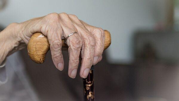Una mujer vieja, referencial - Sputnik Mundo