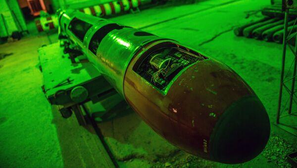 Torpedo no museu - Sputnik Mundo